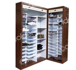 Armadi metallici da balcone mobili scaffalature metalliche - Armadietti per esterno in plastica ...